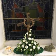 Magherahamlet Easter 2021 Cross