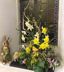 Magherahamlet Easter 2021 Window 2