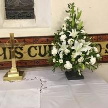 Magherahamlet Easter 2021 Altar