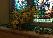 Annahilt Easter 21 Window 1