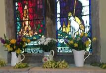 Annahilt Easter 21 Window 3
