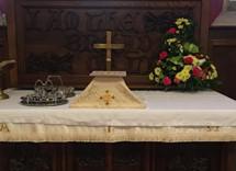 Annahilt Easter 2021 Altar