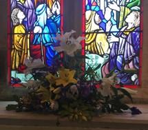 Annahilt Easter 21 Window 2